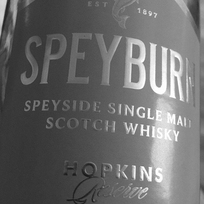 Speyburn Hopkins Reserve [46.0 %, 2018]