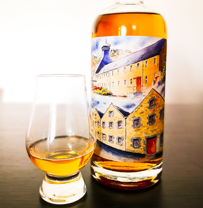 Speyside very old Selection [45.6 %, 2019, Sansibar, 436 Flaschen]