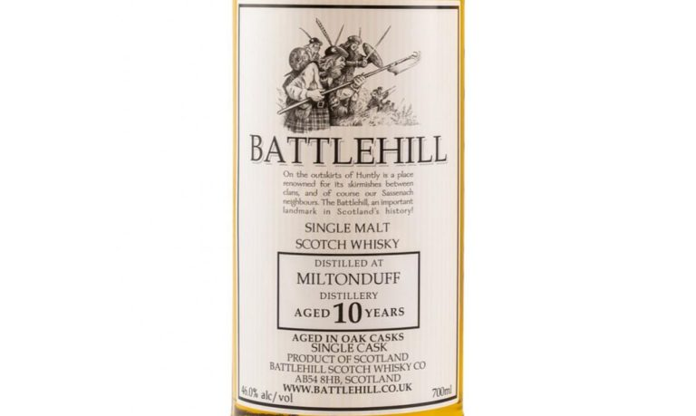 Read more about the article Miltonduff 2009/2019 [46.0 %, BSW, Sherry Cask]