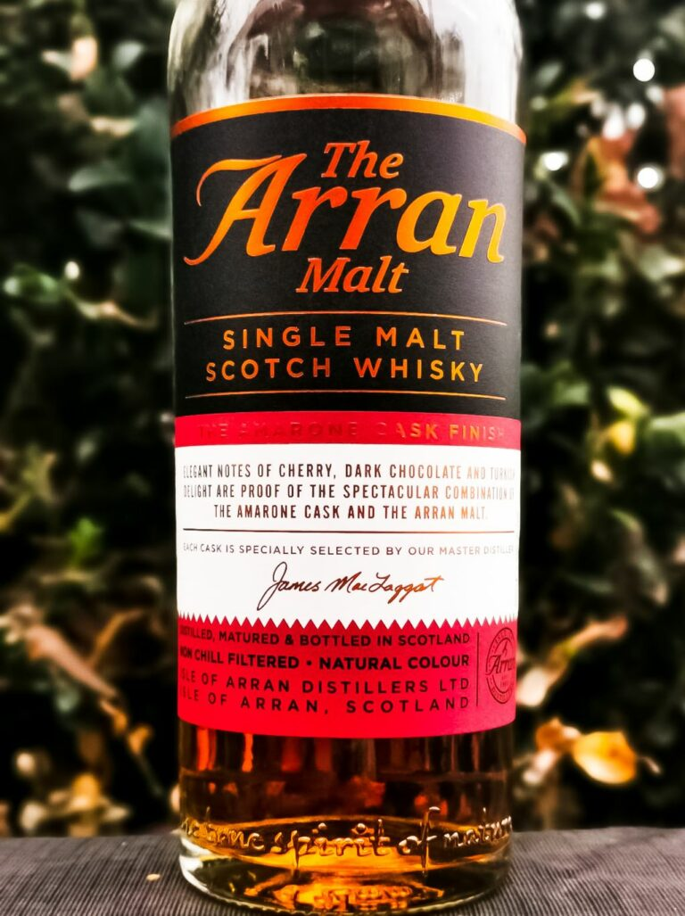 Arran Amarone Cask Finish [50.0 %, NAS, 2015, Amarone Cask Finish]