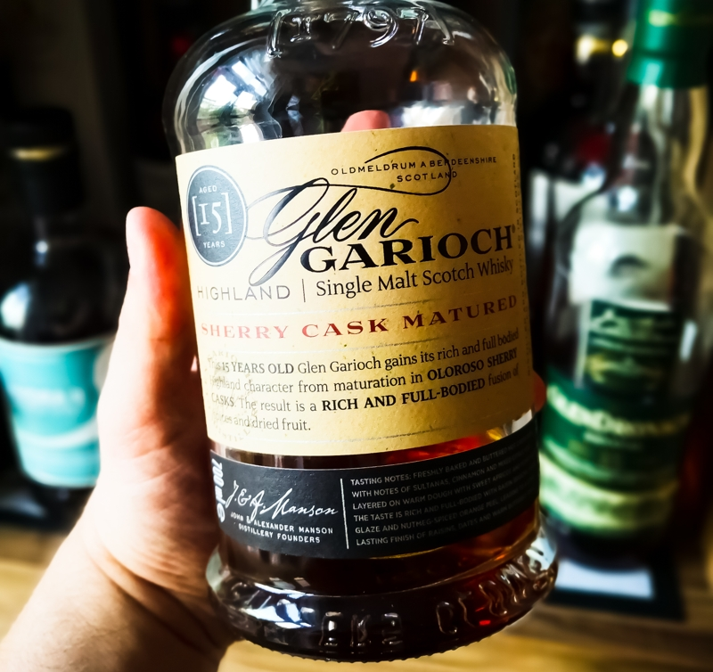 Read more about the article Glen Garioch 15 Jahre [53.7 %, 2016, Oloroso Sherry Casks]