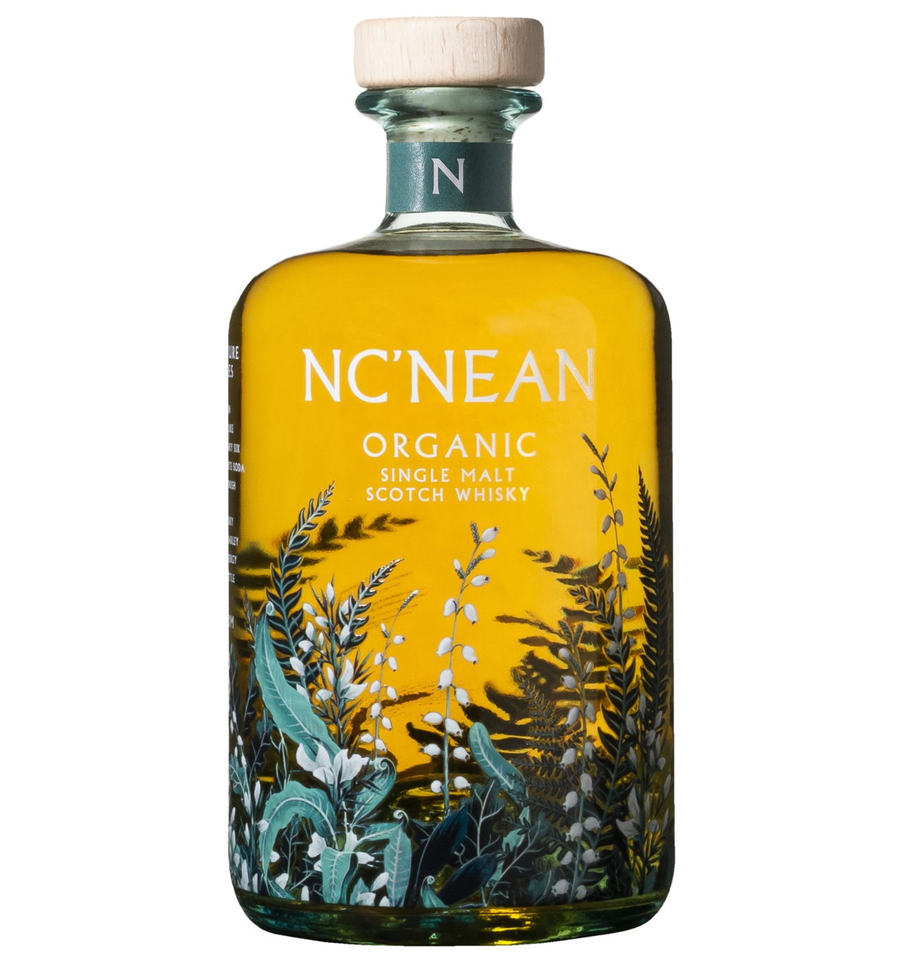 Nc'nean Organic [46.0 %, 2020, Batch 1, STR Red Wine + Ex-Bourbon]