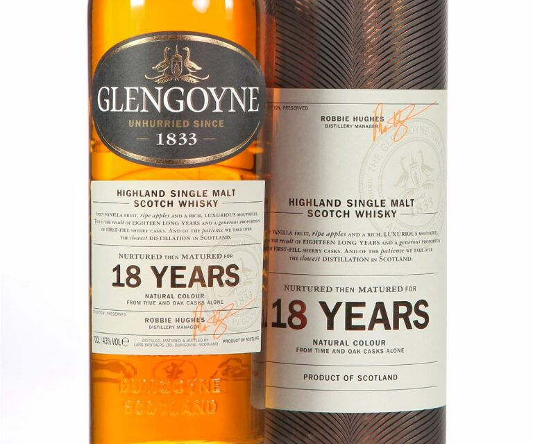 Read more about the article Glengoyne 18 Jahre [43.0 %, 2020, Pre-Re-Brand]