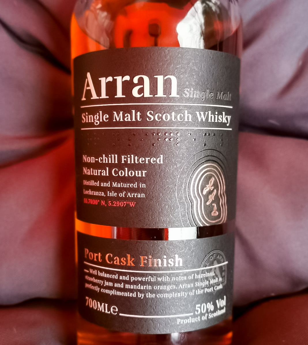 Arran Port Cask [50.0 %, 2020, Port Finish]